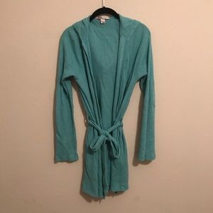 Victoria's Secret Hooded Robe